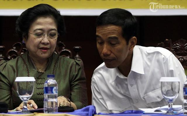 PDIP Umumkan Cawapres Jokowi Agustus 2018