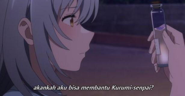 Irozuku Sekai no Ashita kara Episode 7 Sub Indo