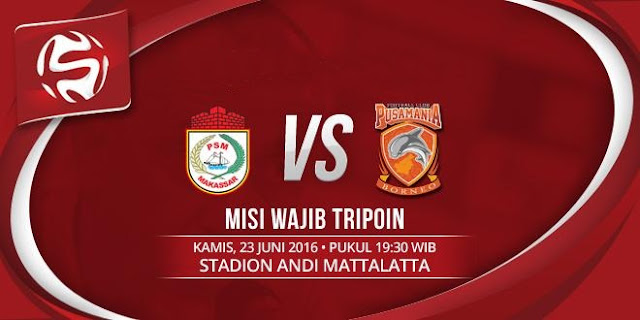 Prediksi Bola PSM Makassar vs Pusamania Borneo FC