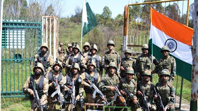 Indian Army, Pakistani Army, Indian Defense News, Pakistan Defense News, LoC,