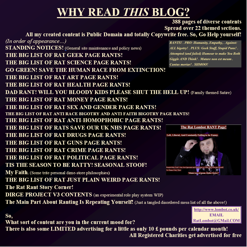 Why THIS blog?