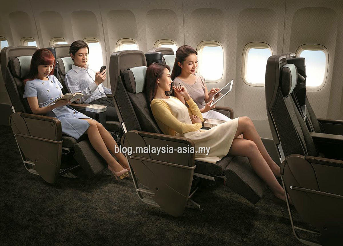 New Premium Economy Class China Airlines