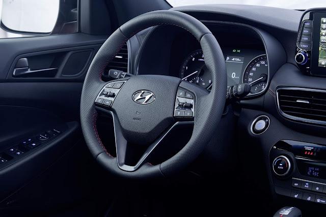 Hyundai New Tucson 2020 N-Line