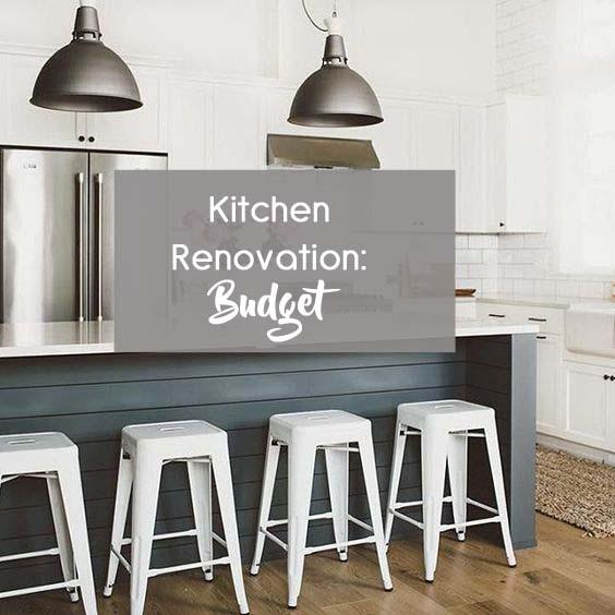 Kitchen Renovation Expenses: Topaz Interiors: Kitchen Renovation: Budget