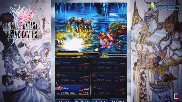 Download Final Fantasy Brave Exvius Apk