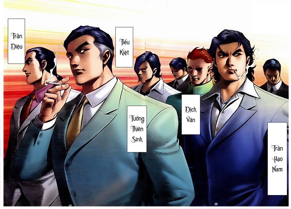 Người Trong Giang Hồ chapter 586: lưỡi chiến quần hùng trang 20