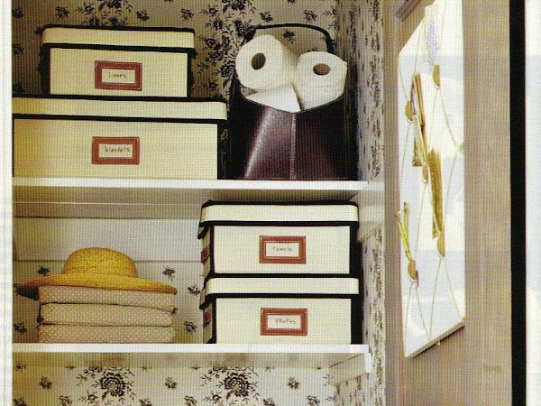 tuesday tip: care for your closets