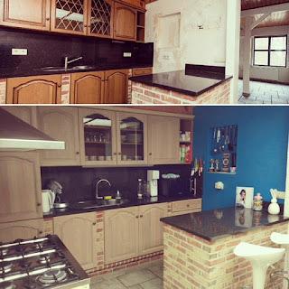 Keukenrenovatie Kortrijk