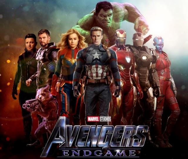 Avengers: Endgame (Film 2019) Răzbunătorii: Sfârşitul jocului