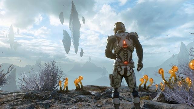 رسميا لعبة Mass Effect Andromeda قادمة بالمجان لمشتركي خدمة EA Access و كذلك Origin Access