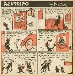 Azufrito, El DDT nº 76