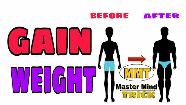 how to gain weight naturally in one month