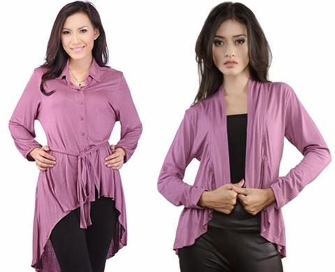 model baju blus wanita dewasa