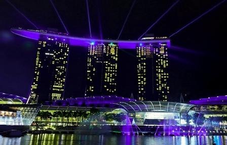 50 Hotel Bintang 5 Di Singapore Bagus Dan