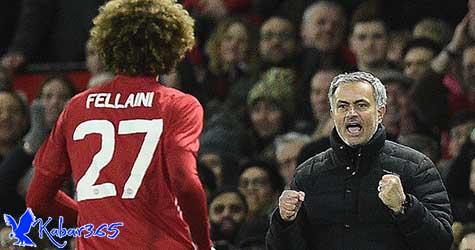 Mourinho: Fellaini Ingin Bertahan, tapi Kesepakatan Kontrak Buntu
