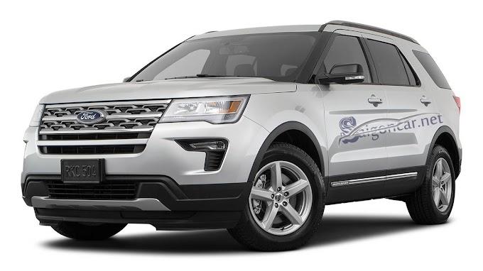 Đánh giá xe Ford Explorer 2019 chi tiết nhất