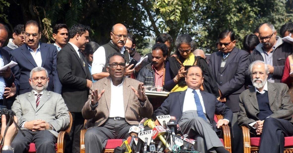 Supreme Court Of India: Crisis of CJI's making