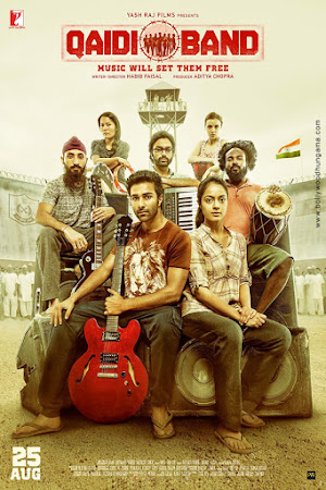Qaidi Band (2017) Movie Poster