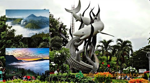 Surabaya City Tour and Mt Bromo Package Cheap Price