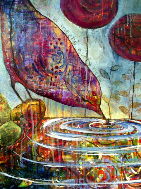 Taproot Studio: Intuitive Painting Progress And Sketching