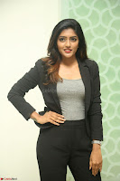 Actress Eesha Looks gorgeous in Blazer and T Shirt at Ami Tumi success meet ~  Exclusive 133.JPG
