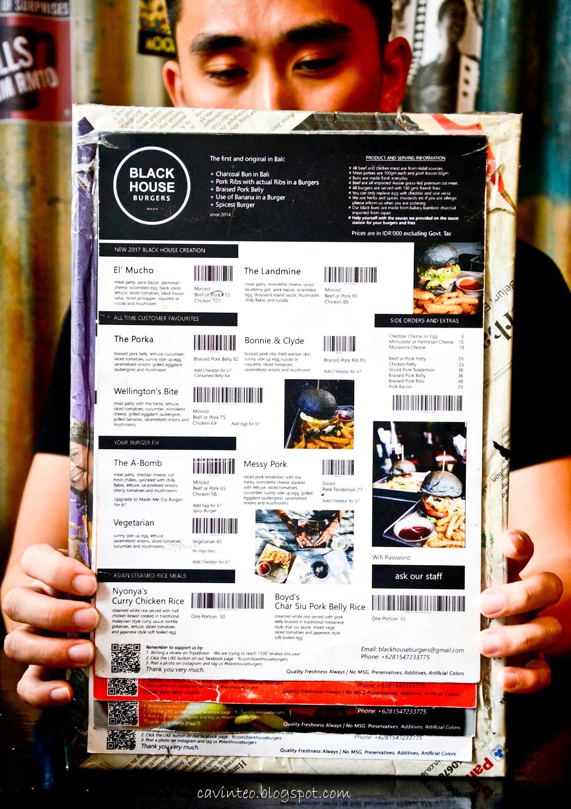 Entree Kibbles: Black House Burgers - Top 10 (Out of 871 Restaurants ...