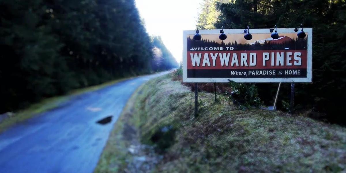Formidable Joy | Formidable Joy Blog | TV | Wayward Pines