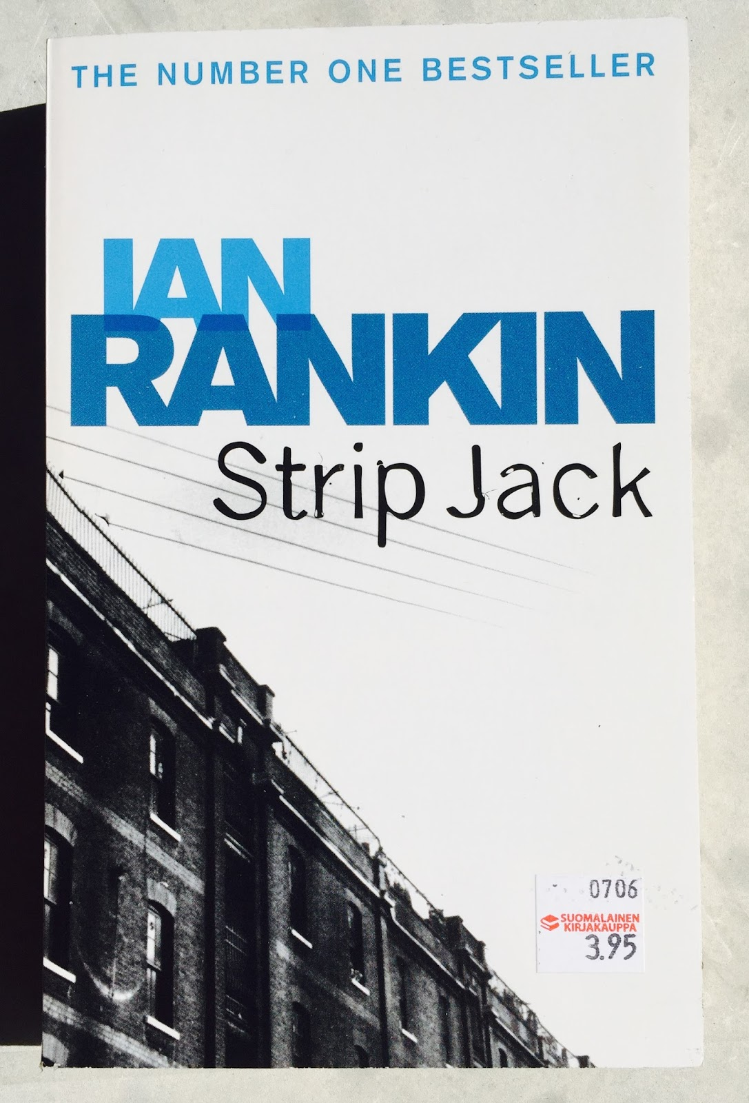 Ian rankin strip jack
