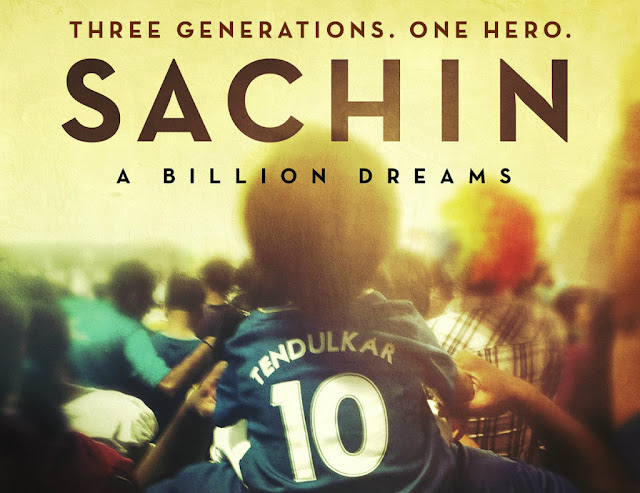 Sachin A Billion Dreams Movie :A Walk Down The Memory lane