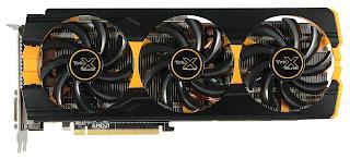 Radeon R9 290x Tri-X GPU