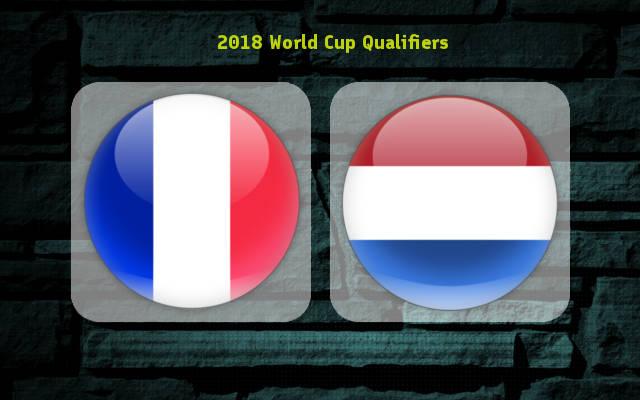 France vs Netherlands Full Match & Highlights 31 August 2017