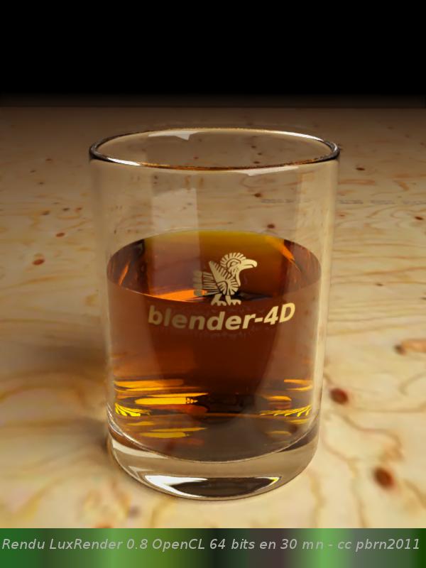 Blender 4d Tutoriel Material Mix Avec Une Texture Masque Dans Luxrender 0 8