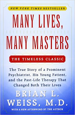 Many Lives, Many Masters by Brian L. Weiss (Book cover)