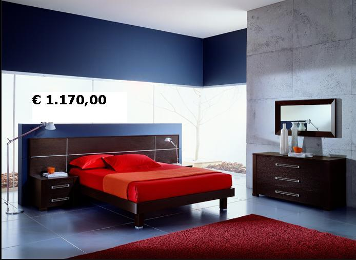 Industria mobili componibili promozione camera da letto for Industria mobili