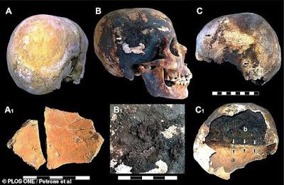 Phát hiện những tình tiết kinh dị tại thảm họa núi lửa Pompeii