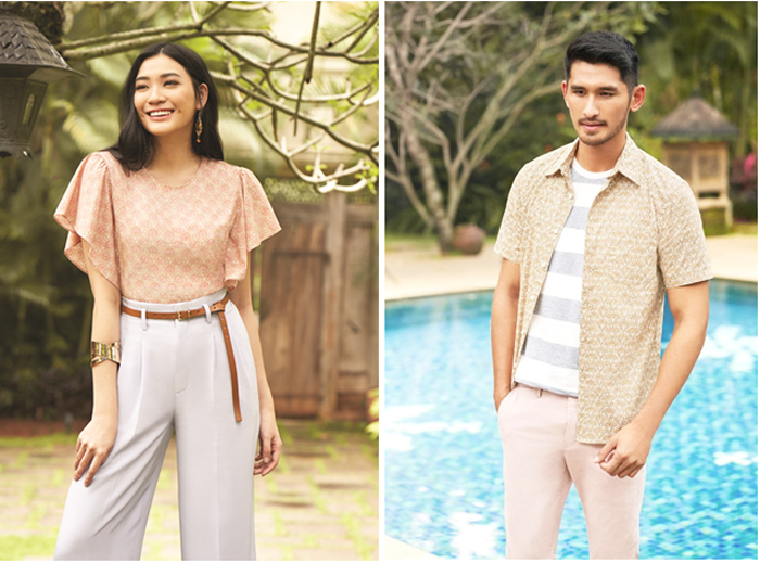 UNIQLO Announces 2018 Spring/Summer Batik Motif Collection