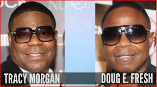 Tracy Morgan dan Doug E. Fresh