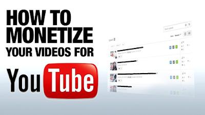 Menghasilkan Uang dengan Youtube