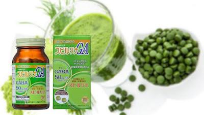 Công dụng của tảo xoắn Gaba