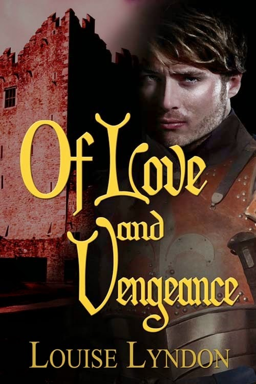 of love and vengeance, louise lyndon, Romance, Historical, Historical Romance, England, Medieval, Norman, English