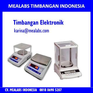 Jual timbangan elektronik mealabs timbangan indonesia