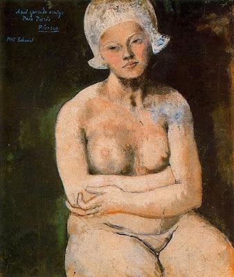 Gran Holandesa, Picasso.