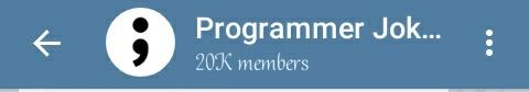 The best: telegram channels for programmers