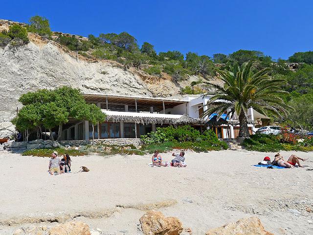 Restaurante Ca na Vergera em Ibiza