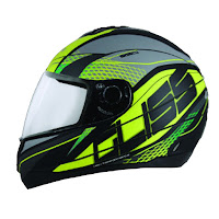 Vega Gliss Graphics Designer Full Face Helmet