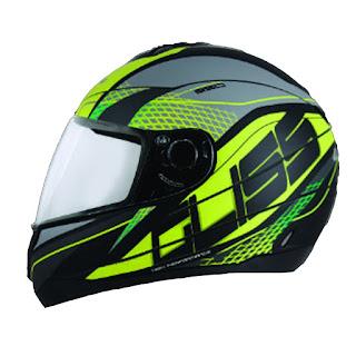 Vega Gliss Graphics Designer Full Face Helmet
