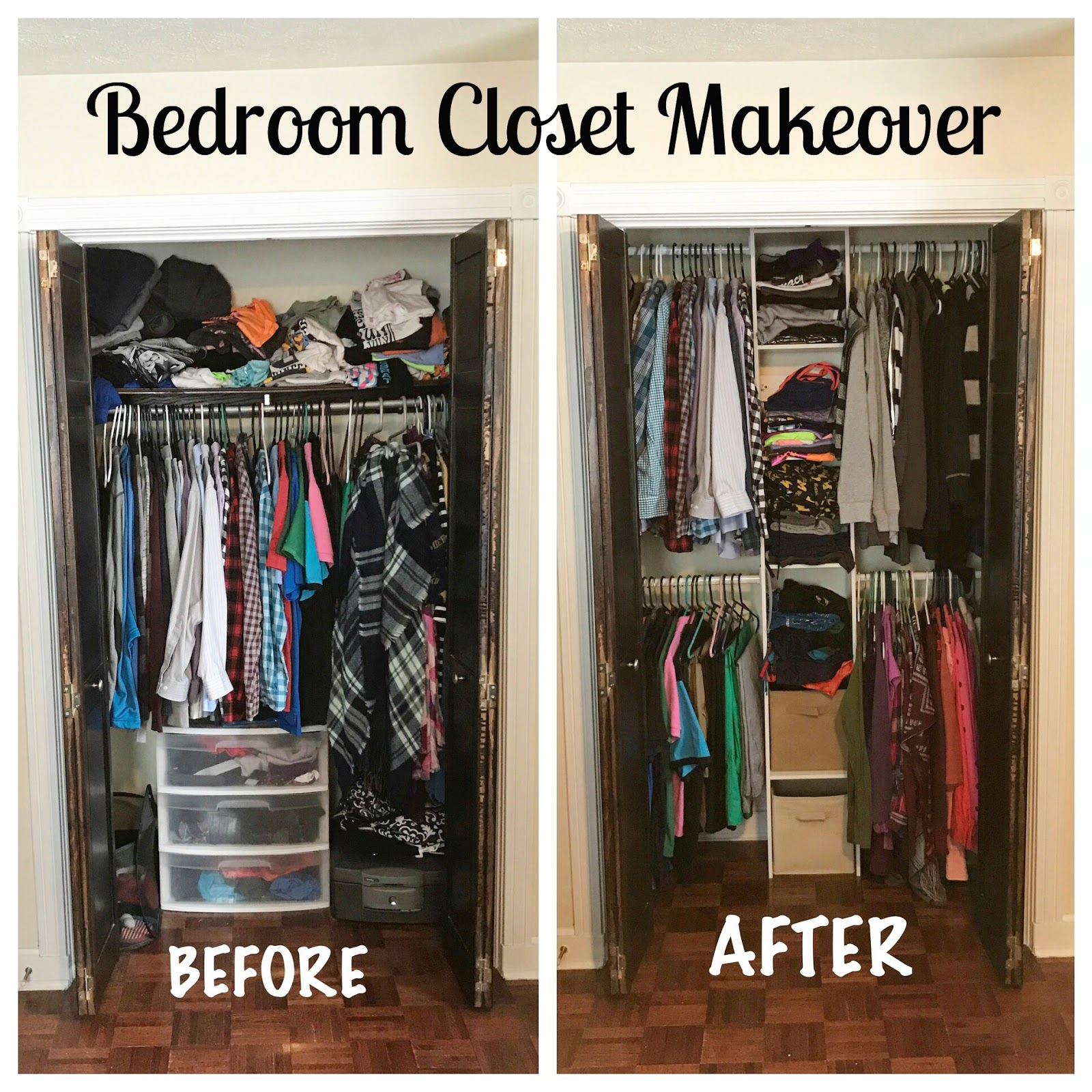 It S A Long Story Bedroom Closet Makeover