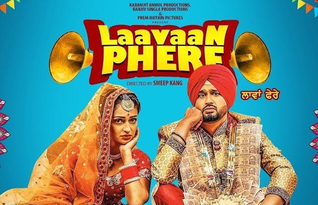 Laavaan Phere 2018 Full Punjabi Movie Download HDRip