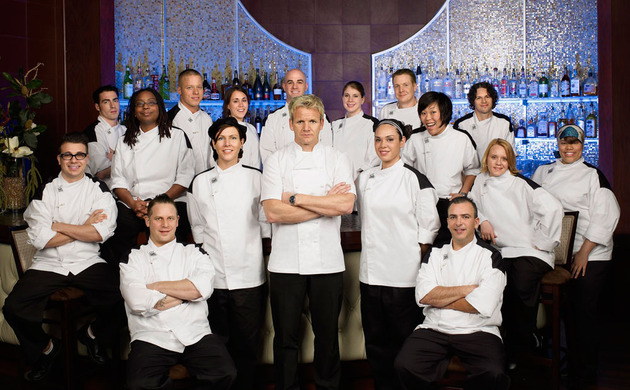Hell's Kitchen Season 6 Contestants
