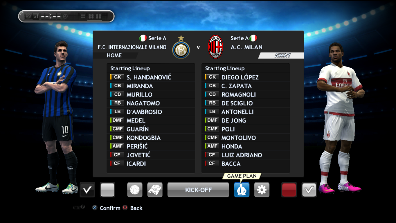 PES 2013 Patch Full Transfer 2015/2016 Terbaru
